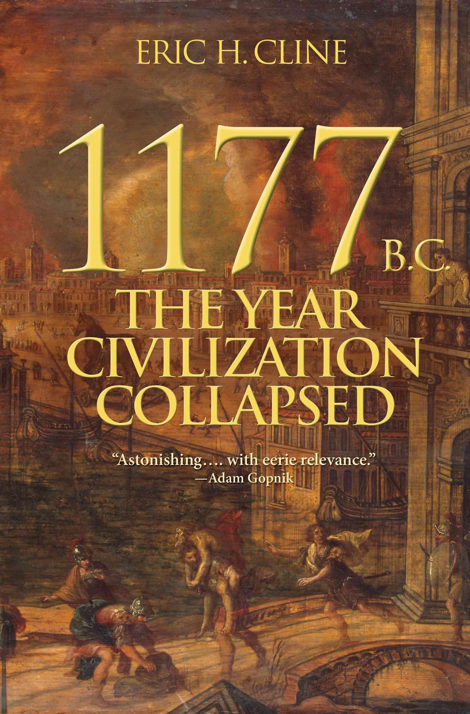 1177 B.c. By Cline, Eric H.